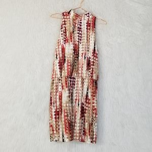 White House Black Market (WHBM) A-Line Dress